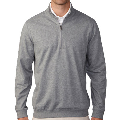Pull Slub French Terry Half-Zip (AE4789)
