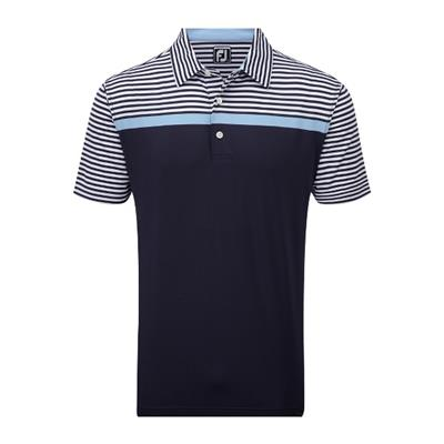 Polo Liste Multi-Rayures Fit (91759)
