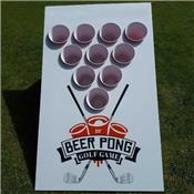 Beer Pong Golf Game