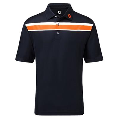 Polo Chest Stripe (91645)